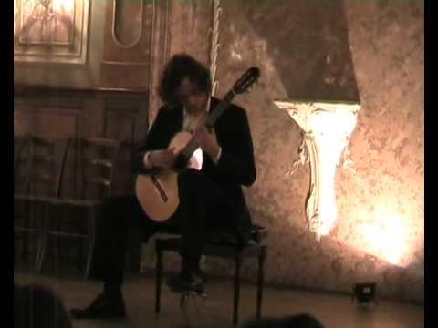 A. Ginastera - Sonata - II. Mvt. / Michal Svoboda