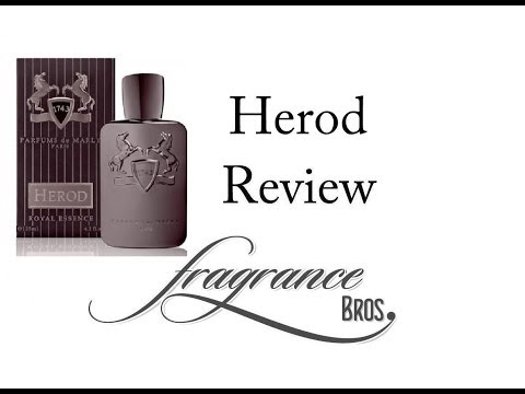 Herod by Parfums de Marly Review! Best Tobacco!