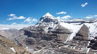 The main results of an expedition to the region of Mount Kailash in August,  2016