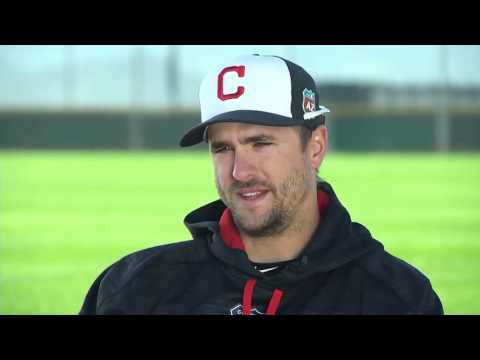 Lonnie Chisenhall of the Cleveland Indians talks about his transition to the outfield