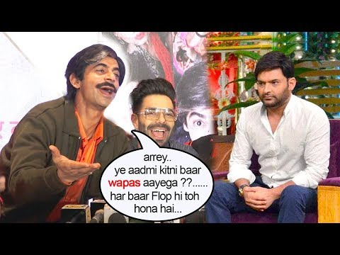 Sunil Grover Insults Kapil Sharma On his Comeback show again & Talks about his MARRIAGE thumbnail