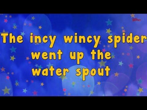 Karaoke - Karaoke - Incy Wincy Spider