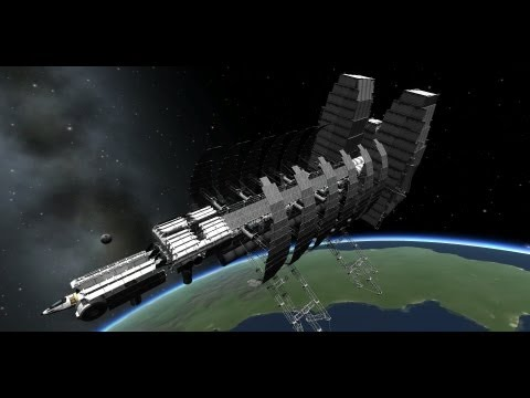 Kerbal Space Program - USG Ishimura