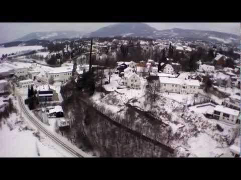 AR Drone 2.0 + 100m high with wifi range extender