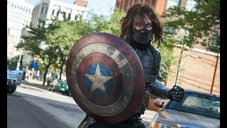 Avengers: Infinity War Directors Tease Bucky Barnes Will Become Captain America