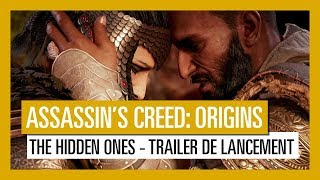 Assassin's Creed Origins: The Hidden Ones -Trailer de Lancement [OFFICIEL] VOSTFR HD