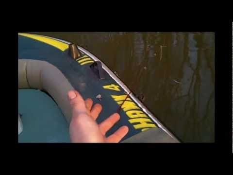 Diy Custom Bass Boat Inflatable Mod Seahawk 4 Inflatable