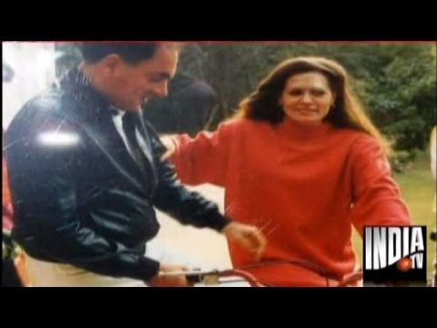 Exclusive : The love story of Rajiv & Sonia Gandhi