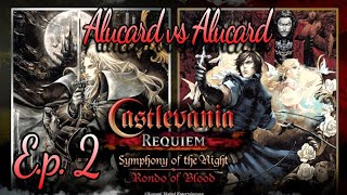 Castlevania * Symphony of the NIght E.p. 2 Alucard vs Alucard #Castlevania