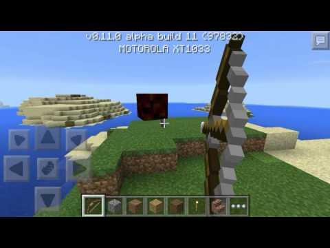 Minecraft PE 0.11.0 alpha build 11- Download APK