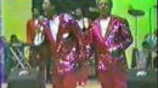 Harvey Watkins Jr. & The Canton Spirituals Video - The Canton Spirituals LIVE RARE 1989 PART 2