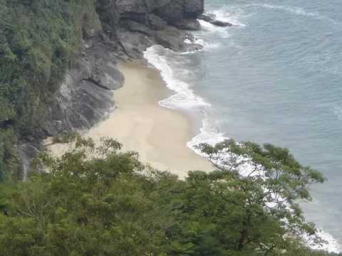 Praias de S�o Sebasti�o - SP