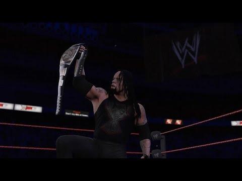 PC世界摔角娛樂WWE 2K16 - 送葬者'99(滿載憤怒'99)[Undertaker'99] Vs. 瑞克·福萊爾[滿載憤怒'99] [無規則賽]【WWE冠軍'09'】[24/11/'16]
