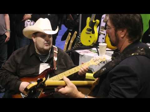Winter NAMM 2012 - Johnny Hiland