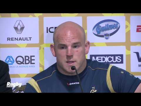 Wallabies: Post-match press conference after Argentina win!
