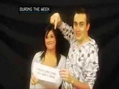 "Big Brother Australia  2008 ""Ignore the Obvious"" Task"