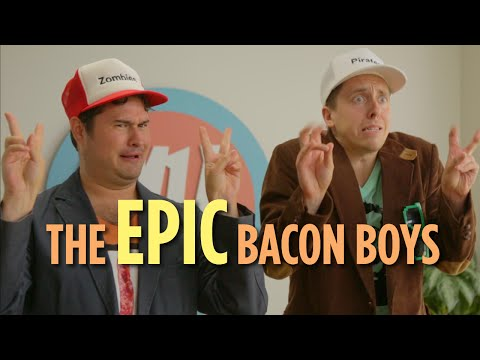 The Epic Bacon Boys: Internet Popularity Consultants