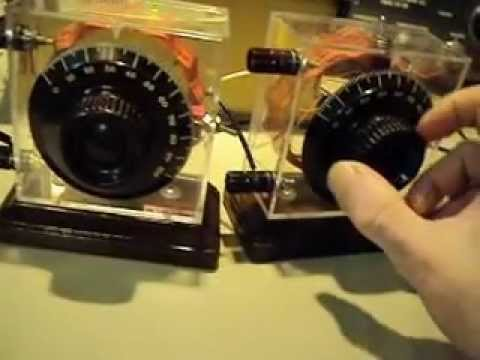 Crystal Radio / AM Broadcast Preselector