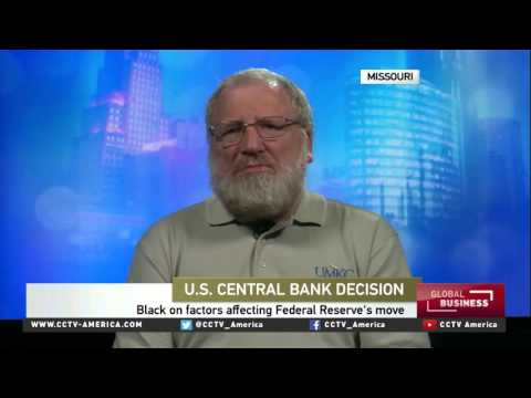 William Black on the Fedrel Reserve rate cut