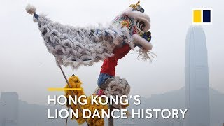 How Hong Kong upheld China's lion dance traditions