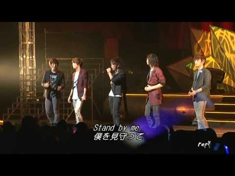 100630 Japan Yokohamaevent Shinee - Stand By Me video