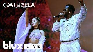Ariana Grande, Diddy & Ma$e - 'Mo Money Mo Problems' (Live at Coachella 2019)