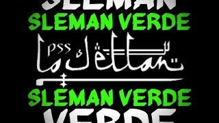 LAJELLAN - SLEMAN VERDE (VERDE NACIONAL ULTRAS EAGLES COVER) + LIRIK