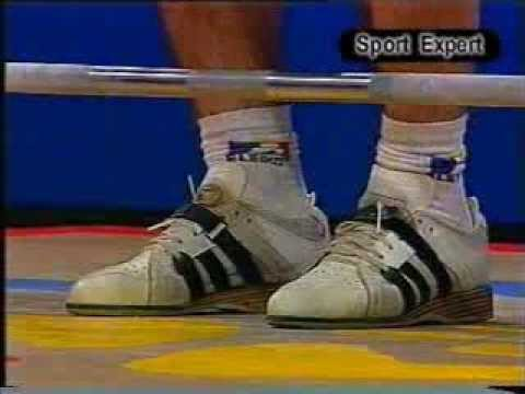 Men 77 kg A Weightlifting - Olympic Games Sydney 2000 - by G