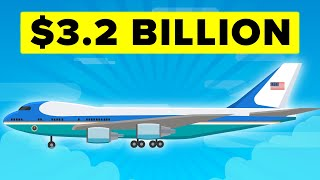 Why Does Air Force One Cost $3.2 Billion Dollars?