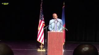 VIDEO: President Jovenel Moise speaking to the Haitian Diaspora in Miami