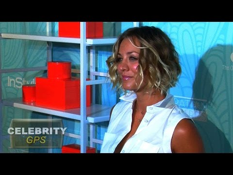 Kaley Cuoco reveals how she found out about nude photos- Hollywood.TV