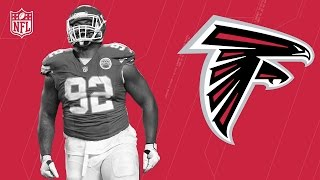 Dontari Poe Welcome to the Atlanta Falcons! | NFL | Free Agent Highlights