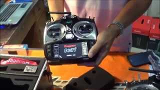Review Graupner Mz-24, Mz-18 by tommotor-rc shop