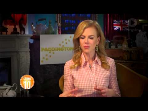 Nicole Kidman on Paddington