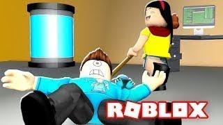 Saklan yada Kaç Roblox - Baygınken Yaratıktan Kaçtım !!! [ Flee the Facility ] HD