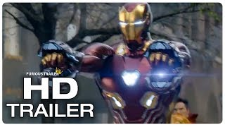 AVENGERS INFINITY WAR Iron Man Vibranium Suit Trailer NEW (2018) Marvel Superhero Movie Trailer HD
