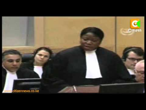 ICC Drops Charges against Muthaura