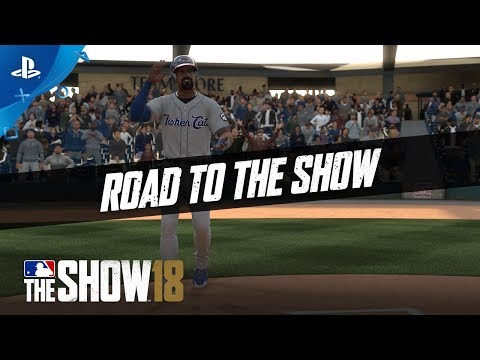 MLB The Show 18 - Gamestop Mondays: Road to the Show | PS4