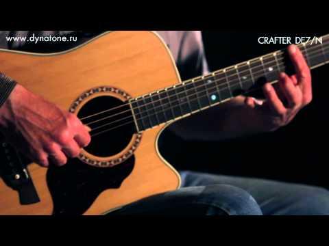 Melancholy Blues - Freddy Mecury, Crafter DE-7/N
