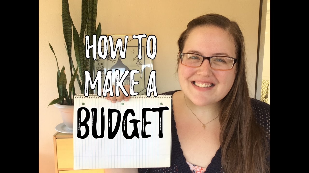 How To Make A Budget  SeedTime