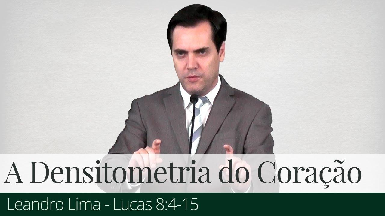 A Densitometria do Coração - Leandro Lima