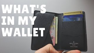 What's In My Wallet? 2018