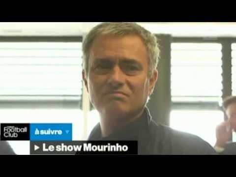 José Mourinho et l'âge de Samuel Eto'o | Canal Football Club
