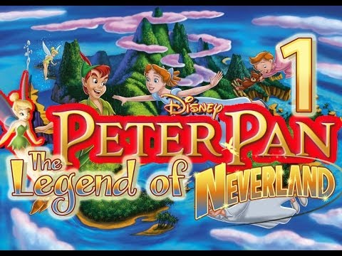 Disney's Peter Pan: The Legend of NeverLand (PS2) Walkthrough Part 1