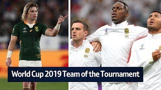 Rugby World Cup 2019: Gallagher Prem Tonight's Team of the Tournament