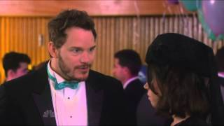 Parks and Recreation - Andy on Expendables 2