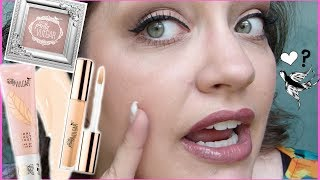 YouTube Made Me Buy It!: Pretty Vulgar (Foundation+Concealer+Highlighter)