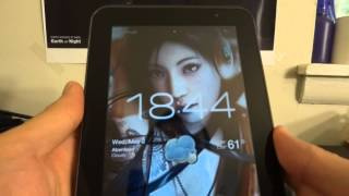 Samsung Galaxy Tab 2 - Review/Impressions