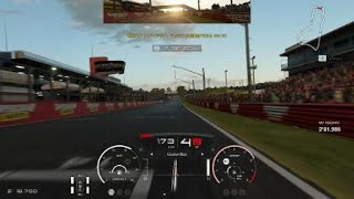 GT SPORT Hot Lap Mount Panorama GT-R GT3 :2'01.555