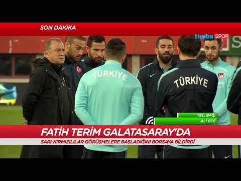 """""""Galatasaray'da 4. Fatih Terim dönemi"""" Ali Ece canlı yayında değerlendirdi."""